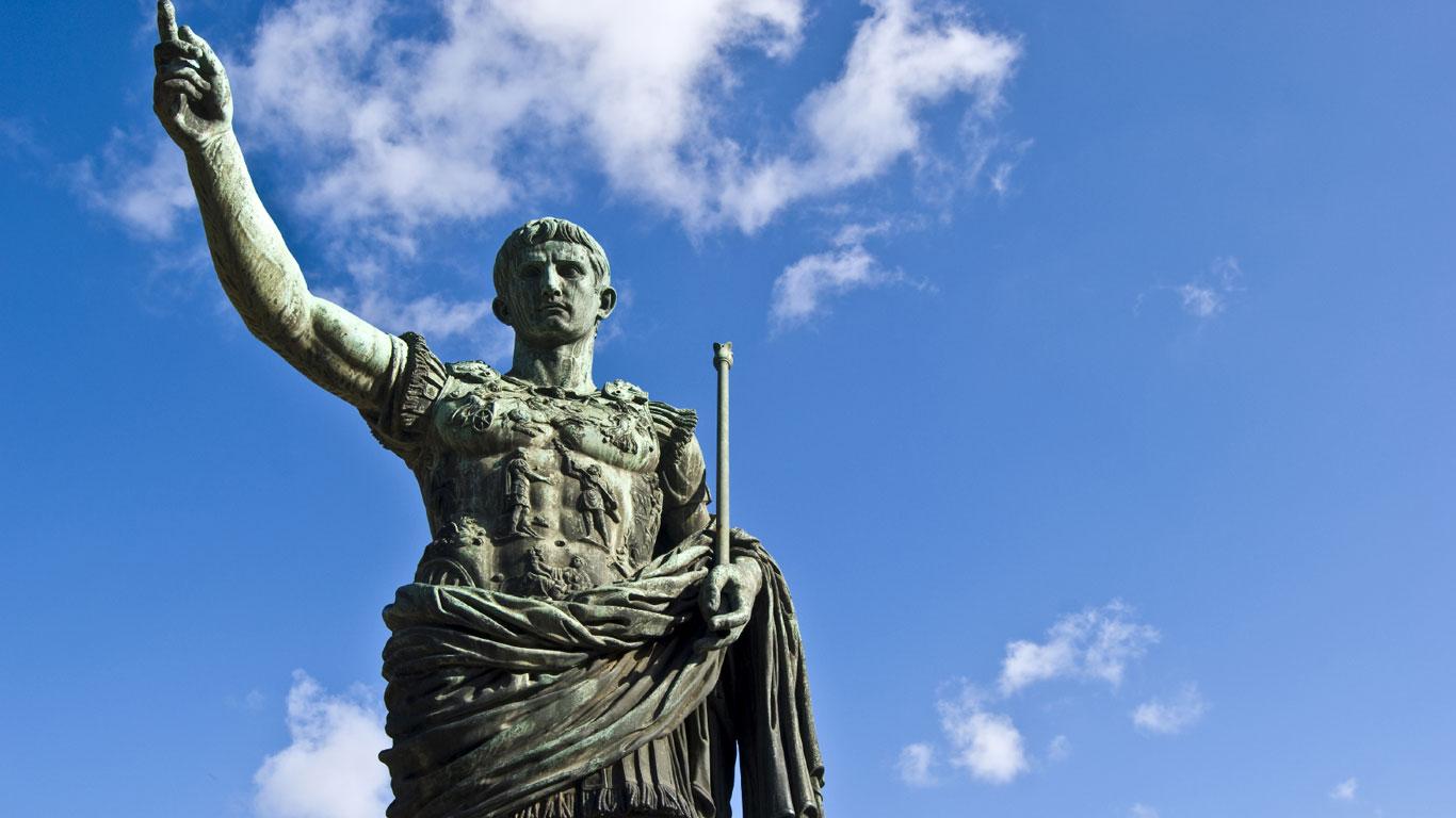 Die Römer brachten den Rebensaft unters Volk