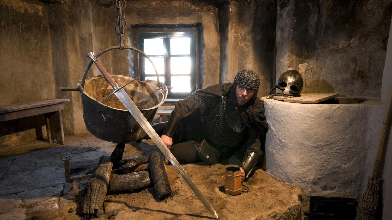 Volksgetränk im Mittelalter