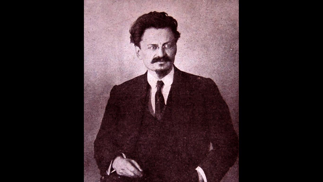 Leo Trotzki: 21. August 1940