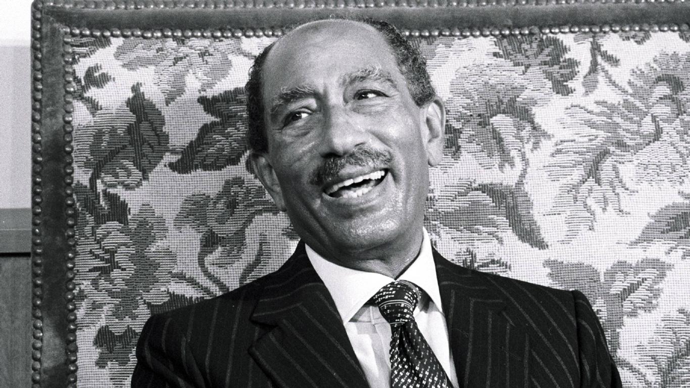 Muhammad Anwar as-Sadat: 6. Oktober 1981, Kairo