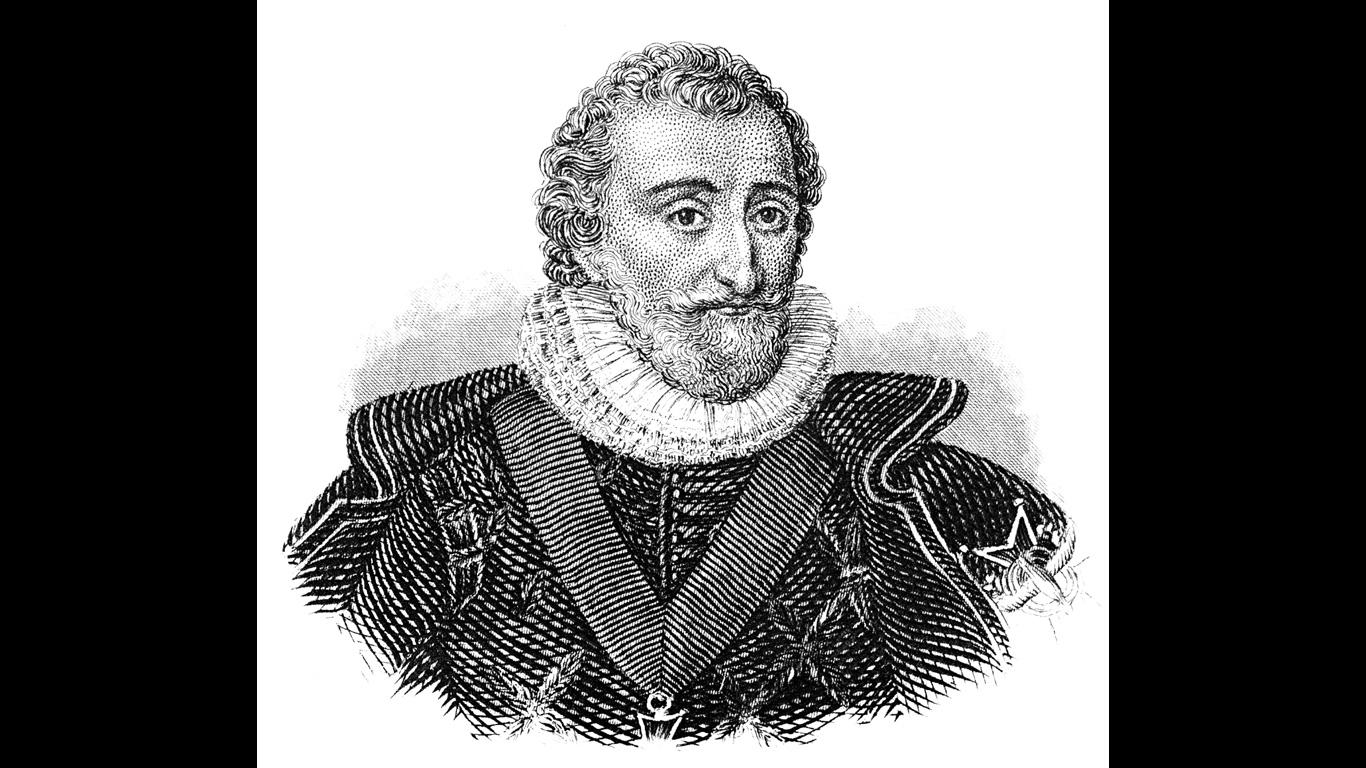 Heinrich IV.: 14. Mai 1610, Paris