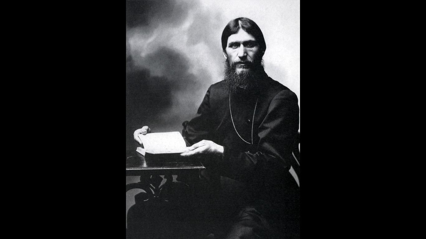 Rasputin: 30. September 1916, St. Petersburg