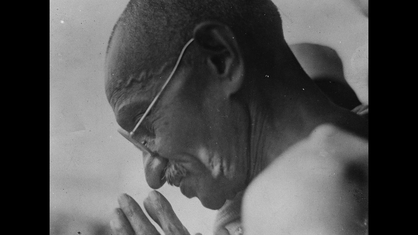 Mahatma Gandhi: 30. Januar 1948, Neu-Delhi