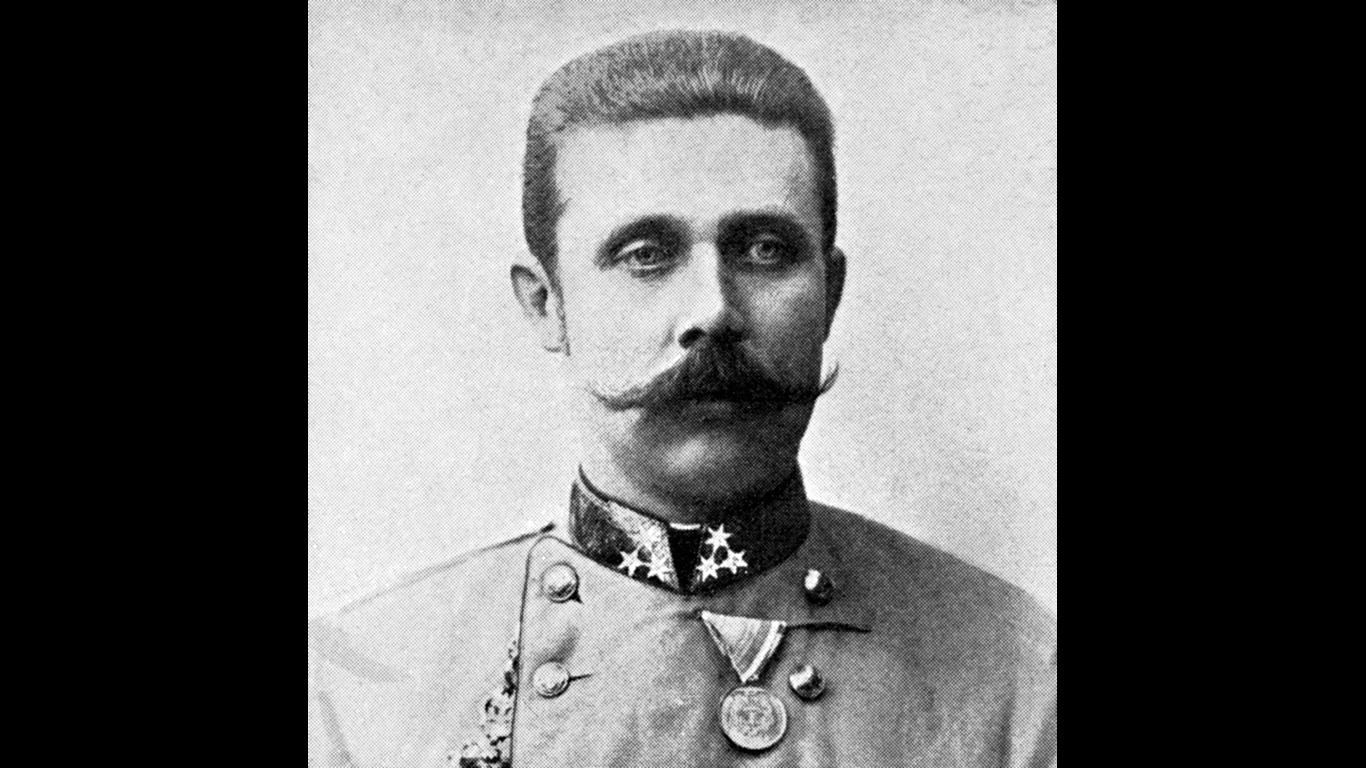 Franz Ferdinand: 28. Juni 1914, Sarajevo