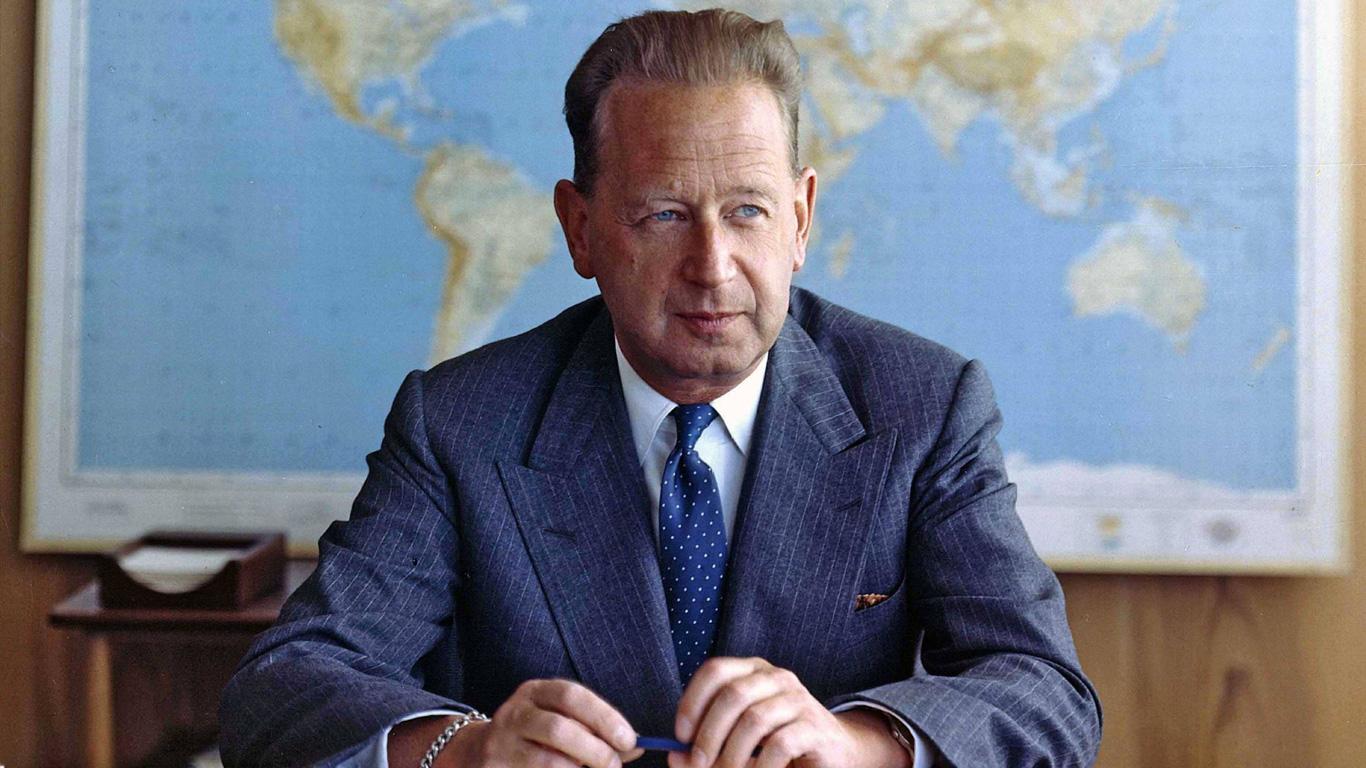 Dag Hammarskjöld: 18. September 1961, Sambia