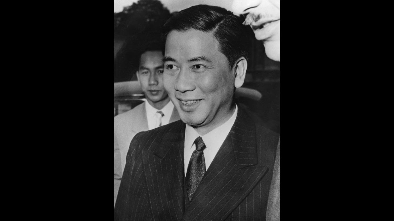 Ngo Dinh Diem: 2. November 1963, Saigon