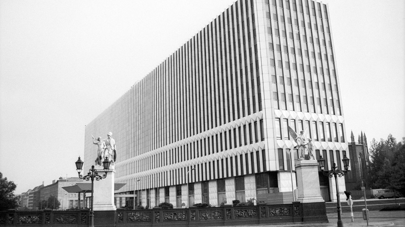 Außenministerium: mehr Schein als Sein