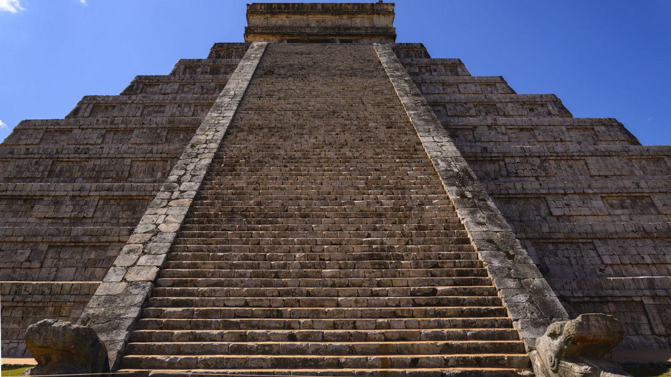Die Stufen zum Tod