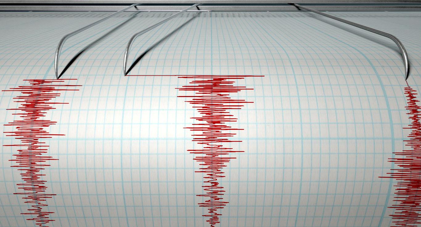 Das letzte schwere Erdbeben in Deutschland