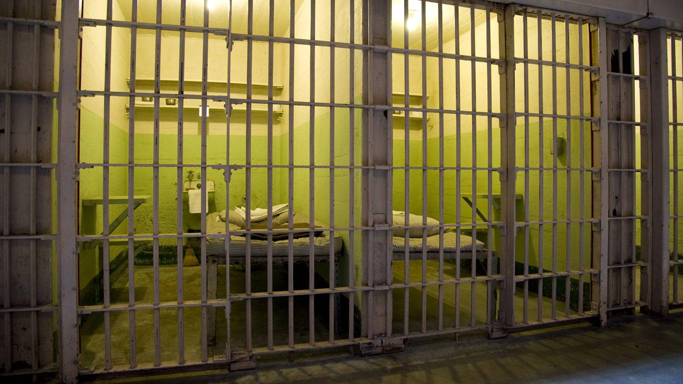 Kein Entkommen aus Alcatraz