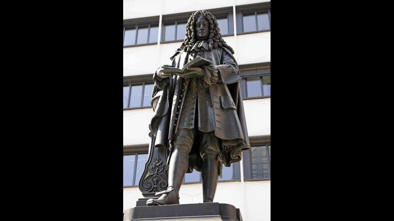 Vater des Binärcodes: Gottfried Wilhelm Leibniz