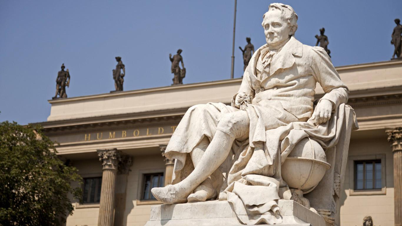 Prototyp des modernen Wissenschaftlers: Alexander von Humboldt