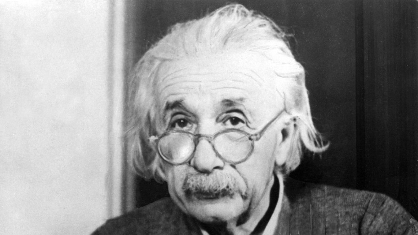 Welche Schule verwies den größten Physiker