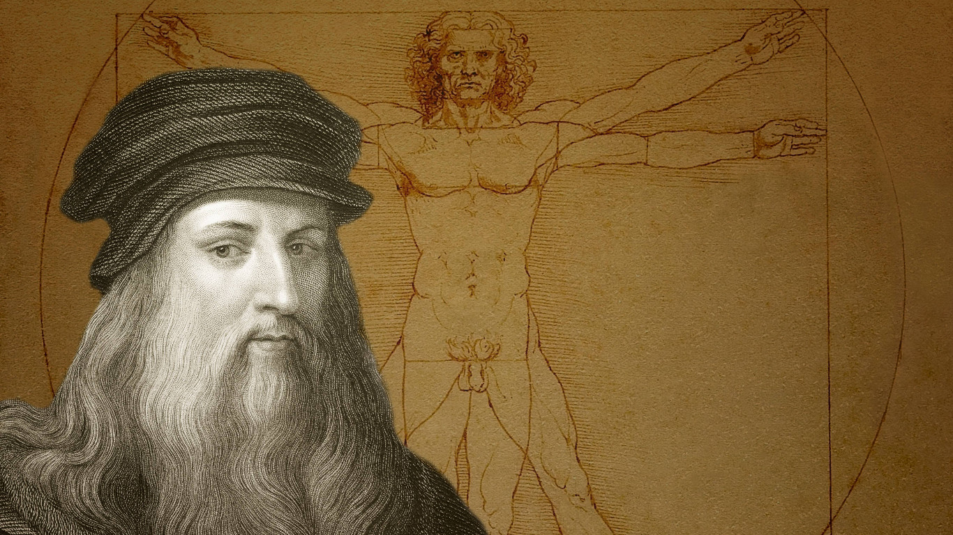 Der ideale Mensch: Leonardo da Vinci
