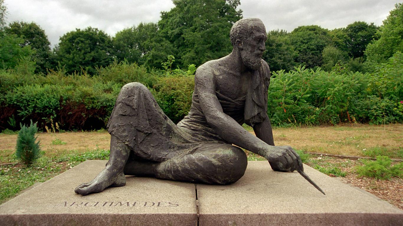 Mehr als ein Mathematiker: Archimedes