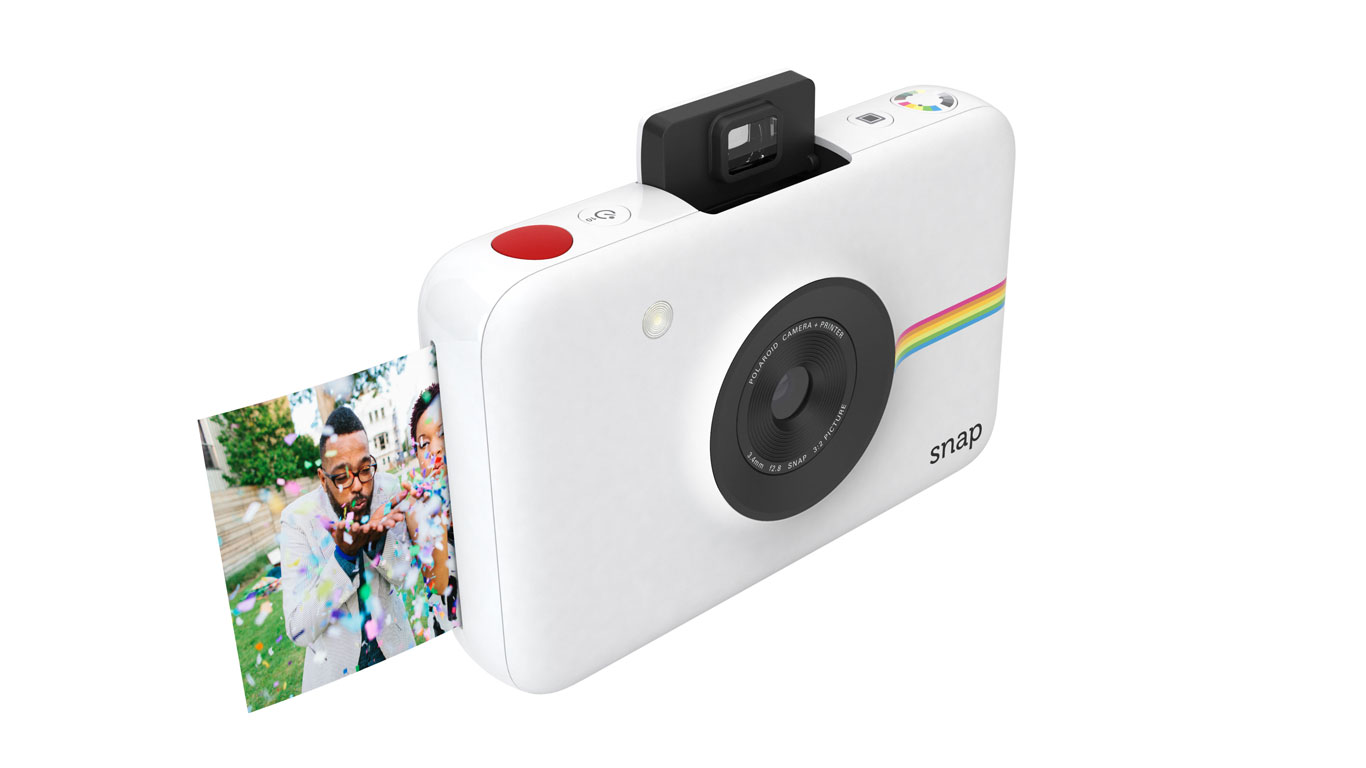 Sofortbildkamera 2.0: Die Polaroid-Snap