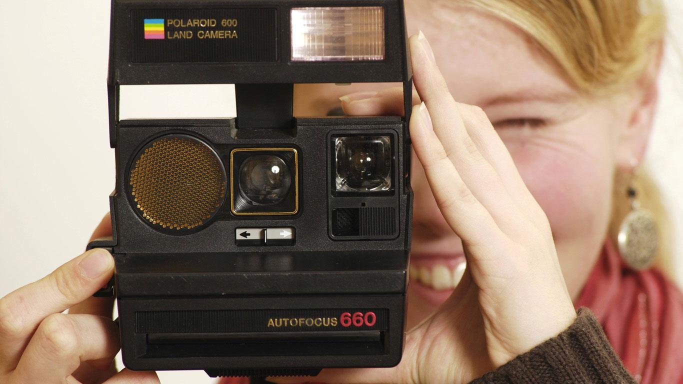 Relikte aus der Zeit der analogen Fotografie