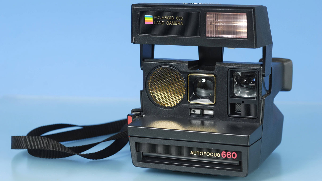 Polaroid 600: Schnell und in Farbe