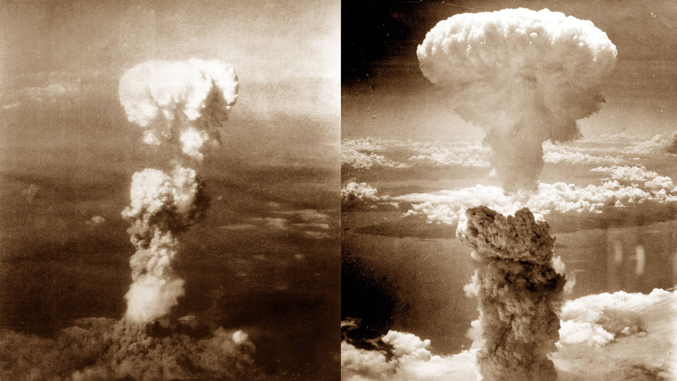 Die Bildergalerie verrät, wie knapp Deutschland einer Atomkatastrophe entkommen ist.