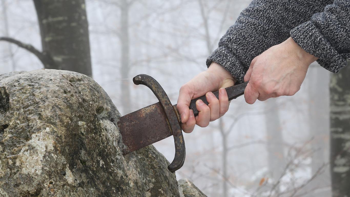 Excalibur Schwert Original