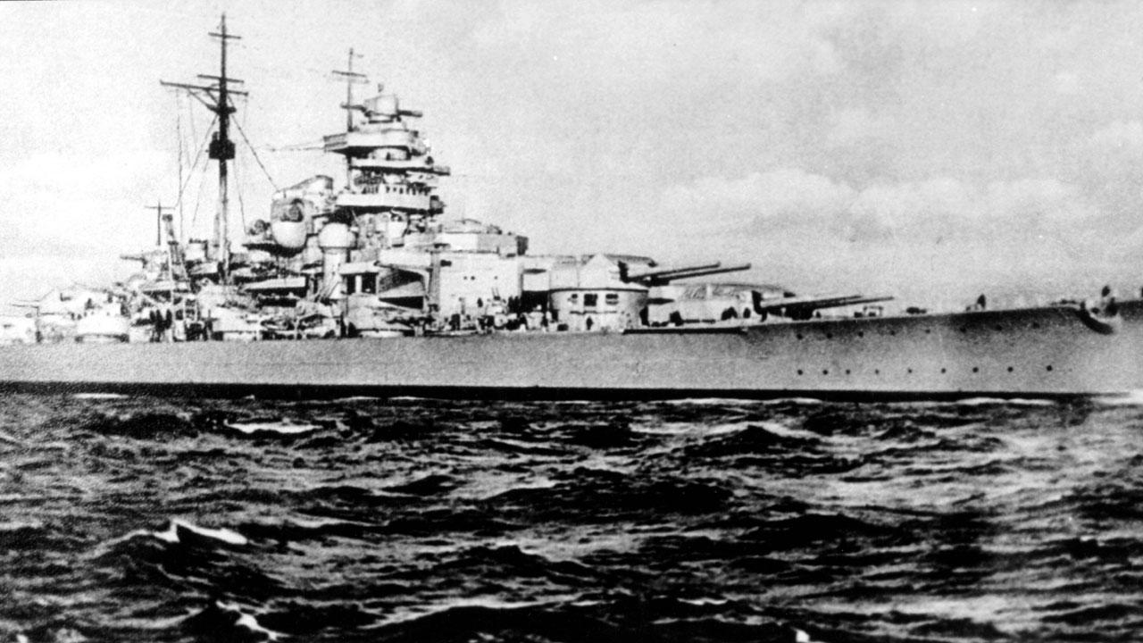 Größtes Schlachtschiff Der Welt