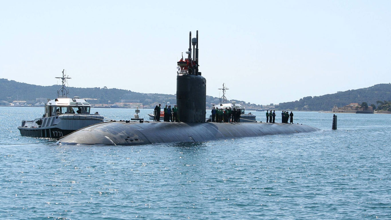 U-Boote: Fortbewegung unter Wasser