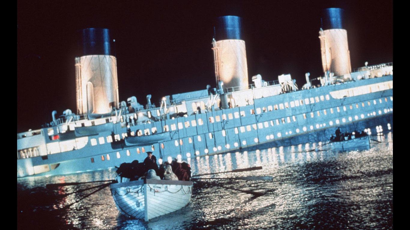 Titanic – das größte Schiff der Welt