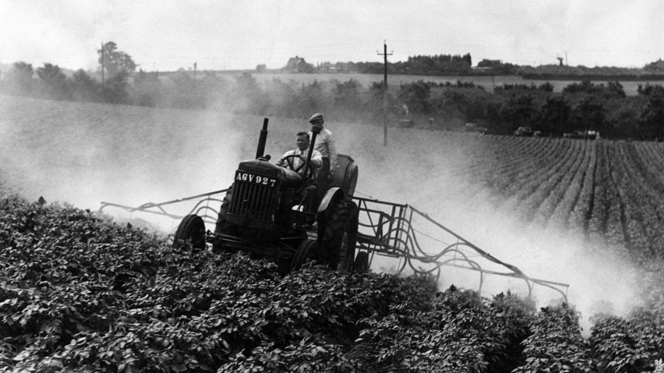 DDT: Ein mörderisches Gift