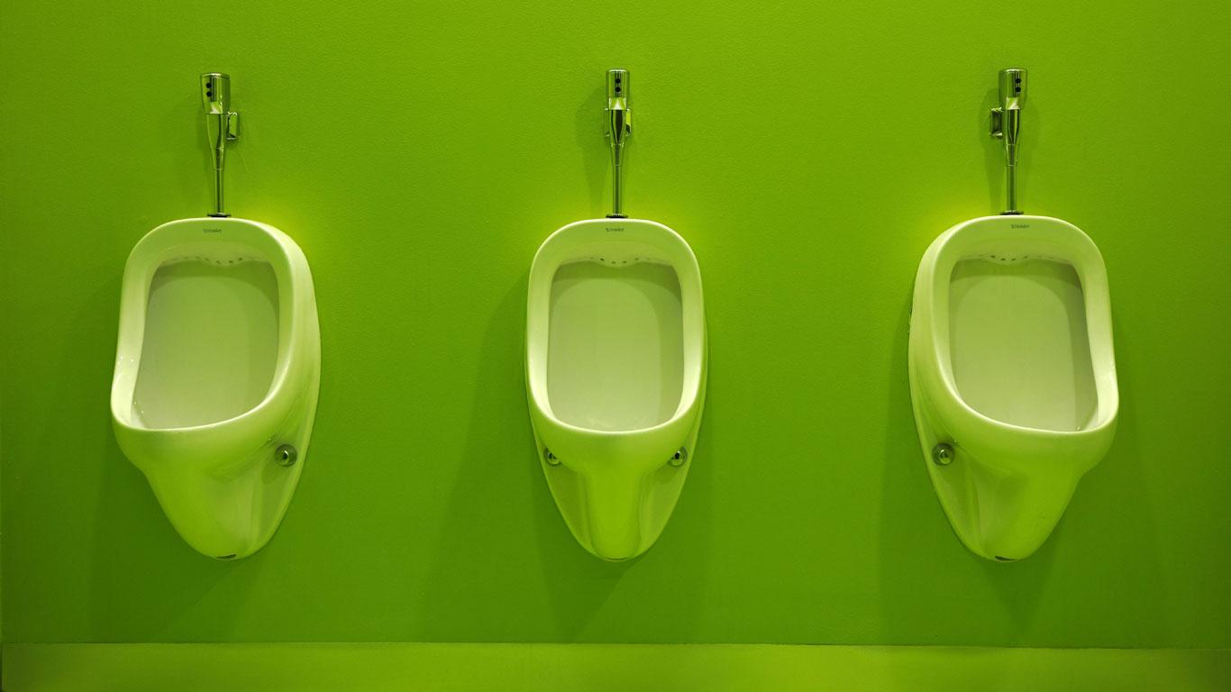 Toiletten-Phobie?