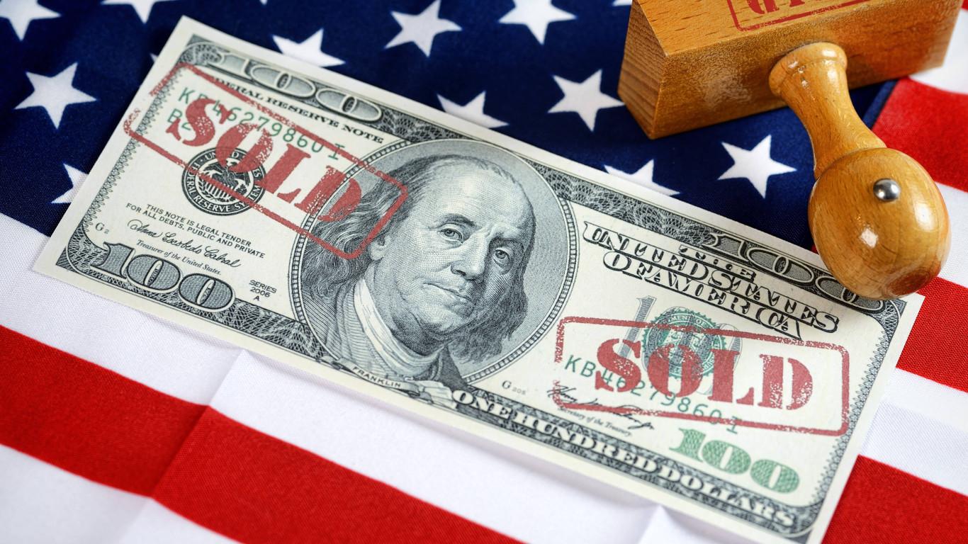 Wer sind die größten Gläubiger der USA?