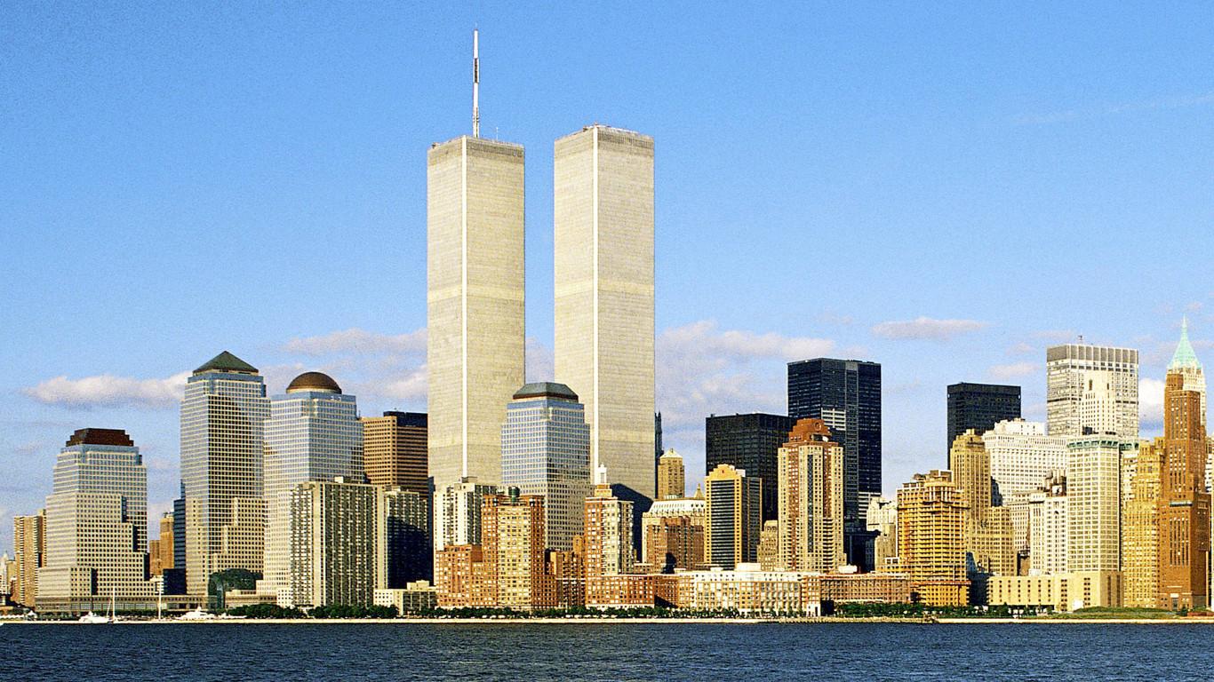 Brachte eine Sprengung das WTC-Gebäude 7 zum Einsturz?