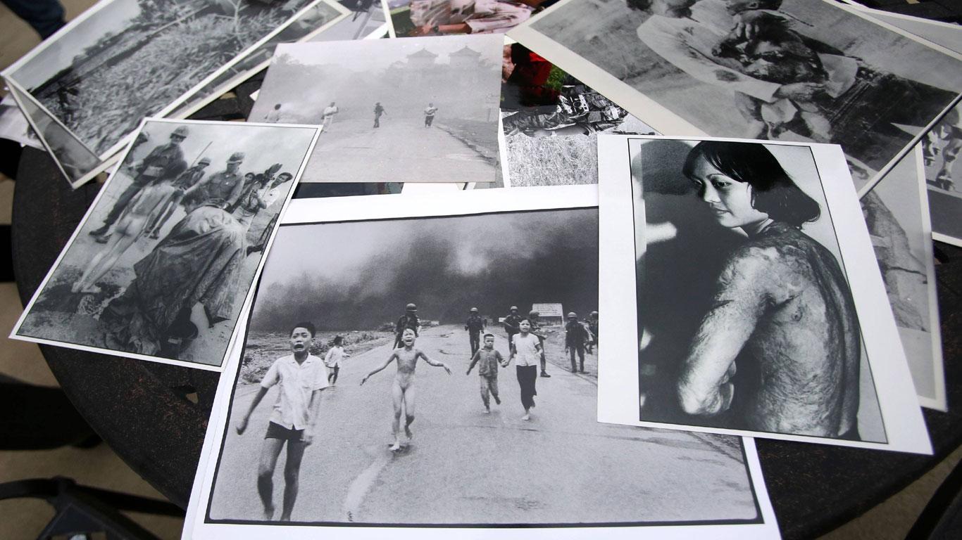 Fotos vom Vietnamkreig