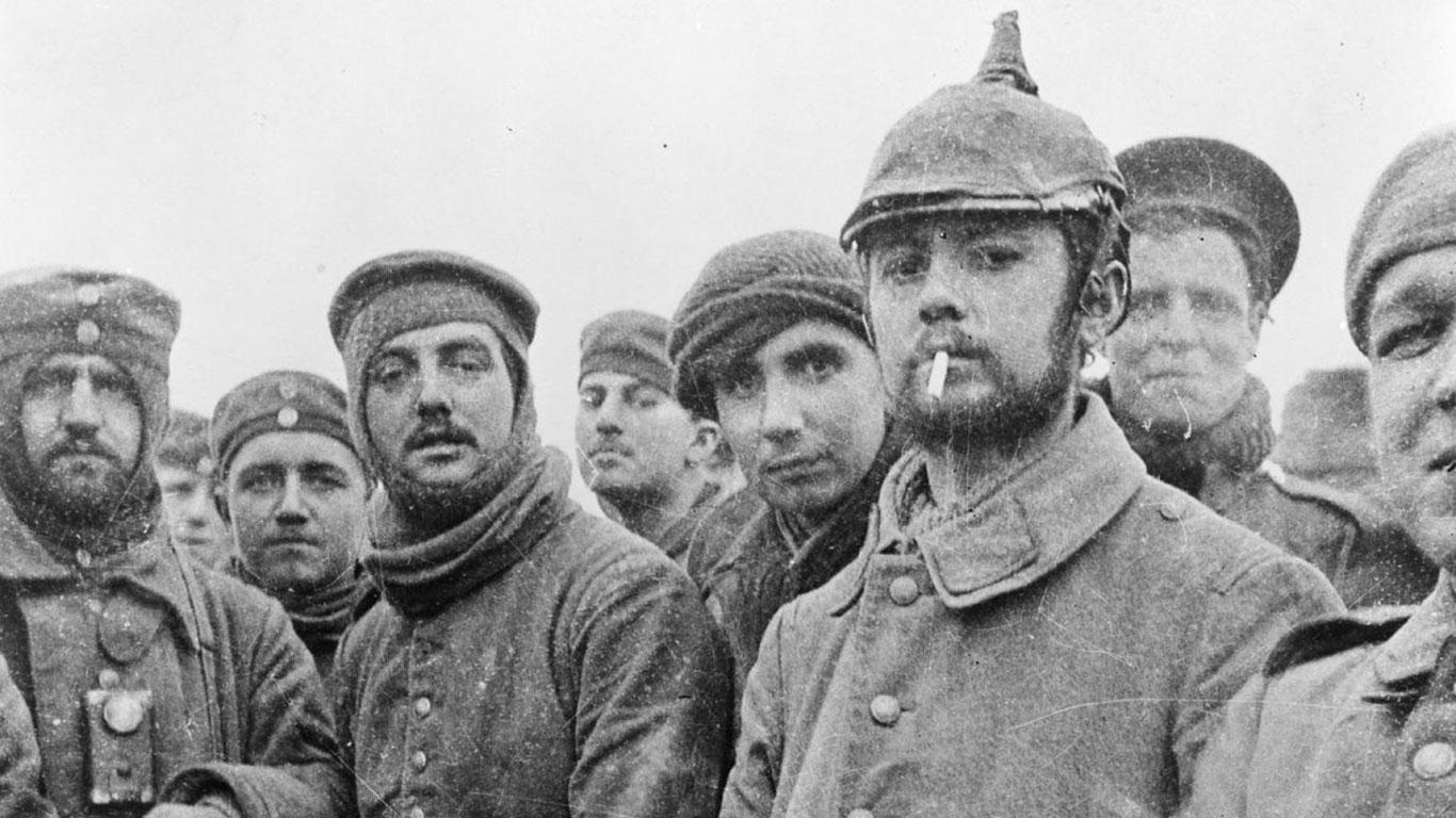 Weihnachtsfriede 1914