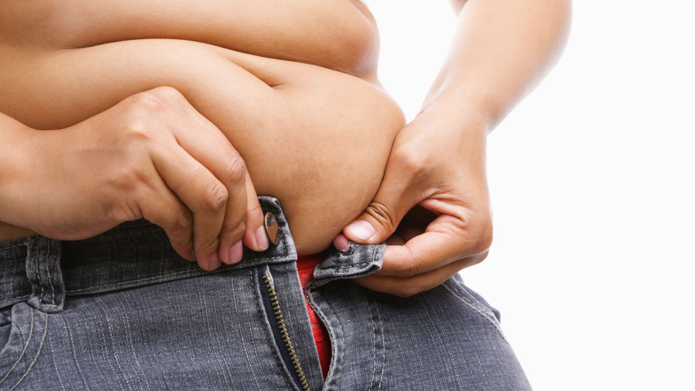 Mythos zwei: Fastfood macht dick
