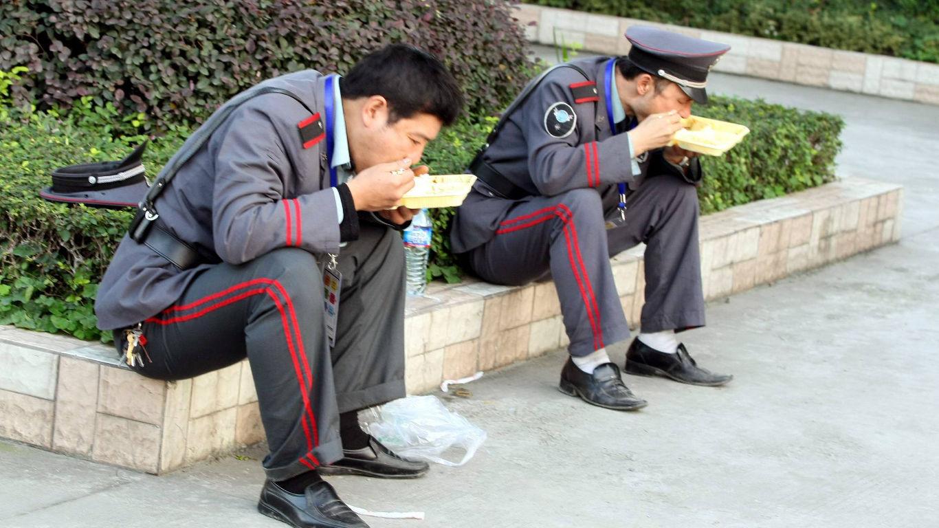 Mythos drei: Schnelles Essen schadet dem Körper