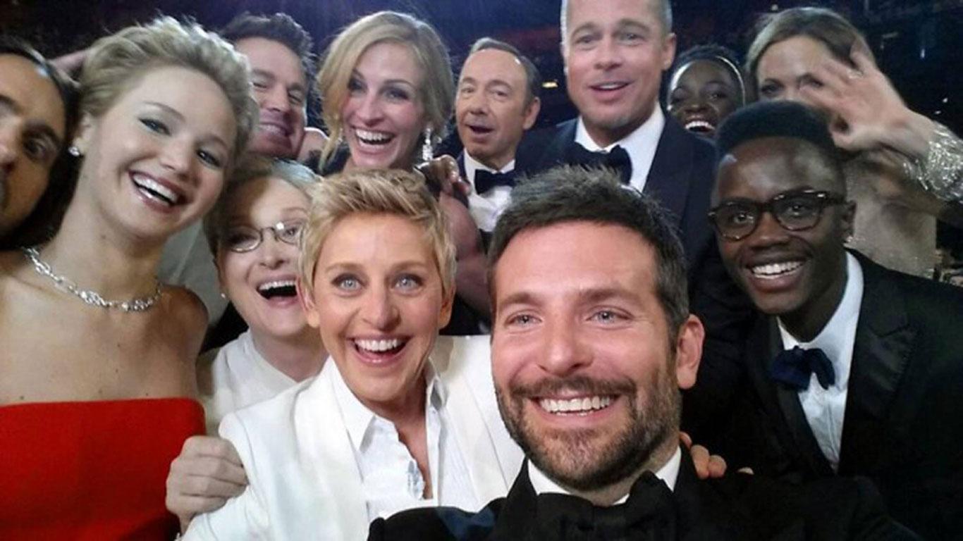 Ist das berühmteste Selfie der Welt eine Fälschung?