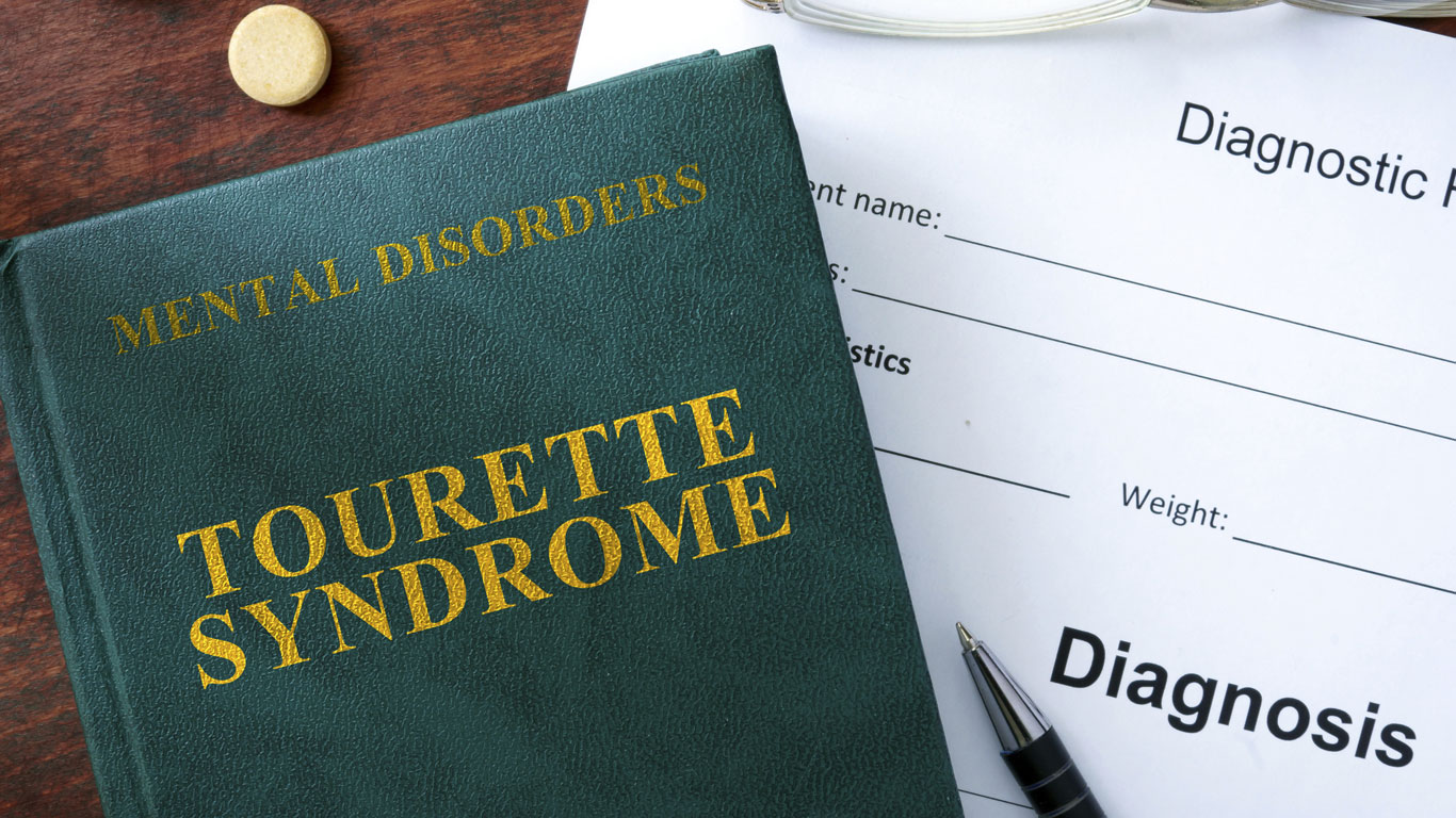 Was sich beim Tourette-Syndrom im Gehirn abspielt