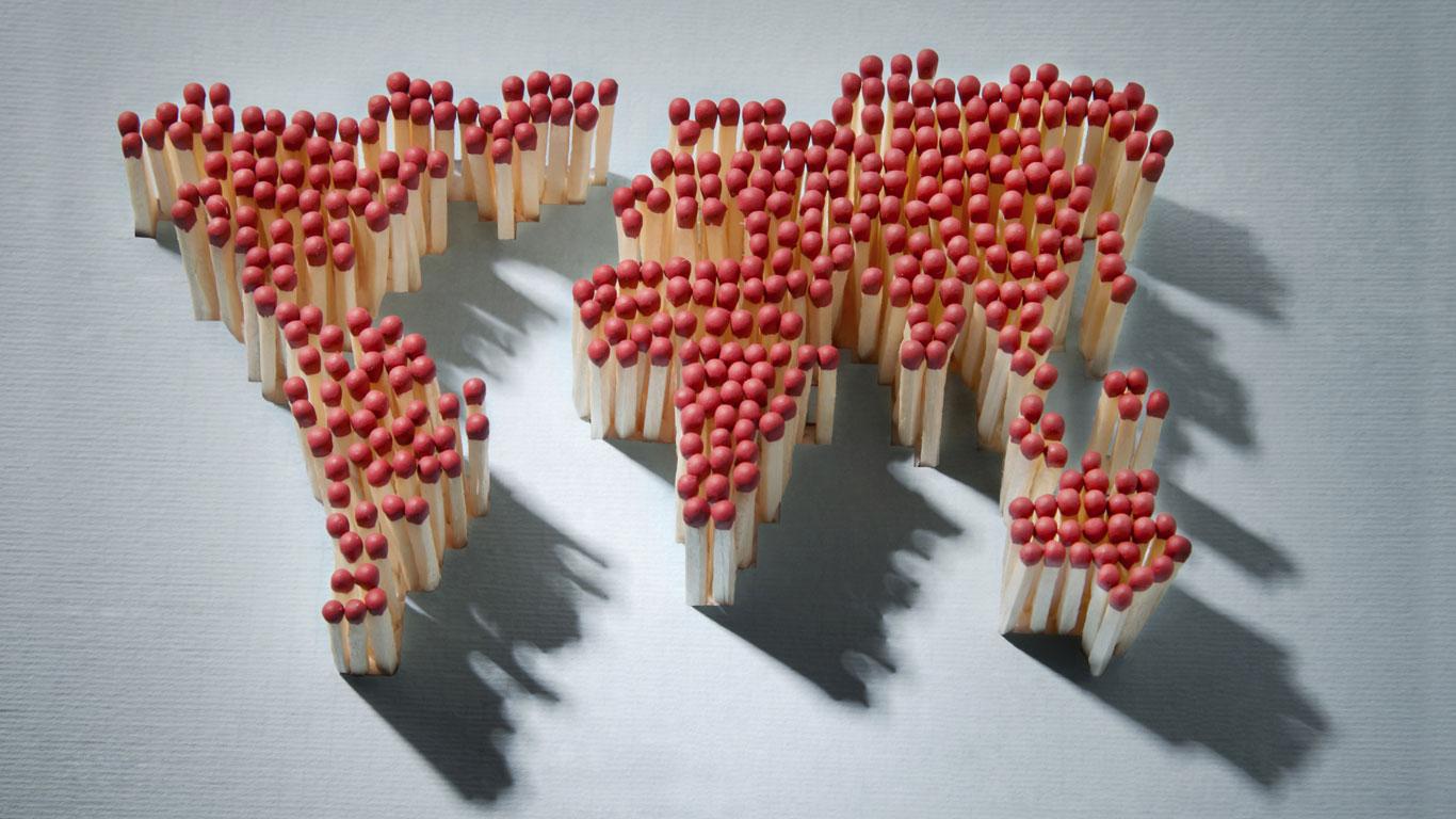 Globaler Burn-Out