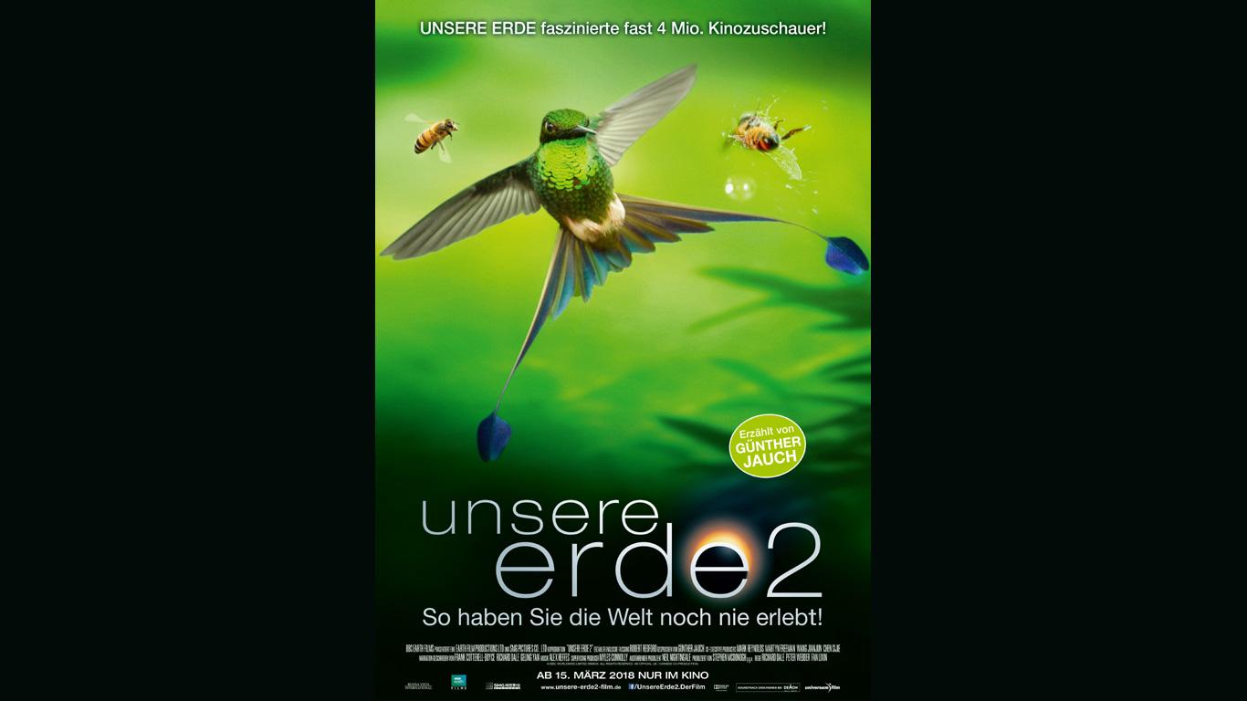 Der Film: Unsere Erde 2
