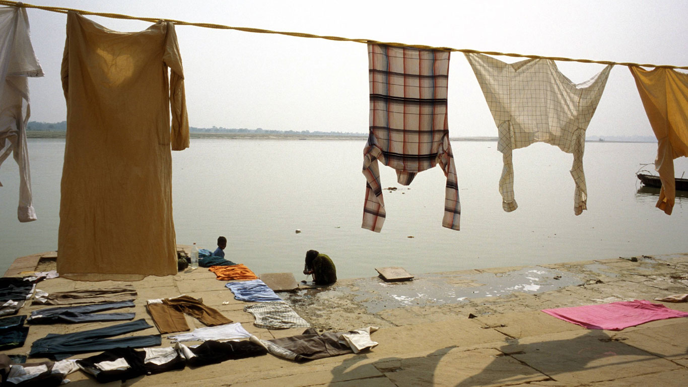 Wie aus dem Ganges ein Giftstrom wird