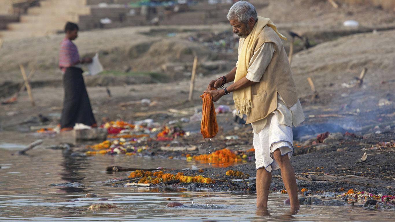 Giftbrühe als Trinkwasser