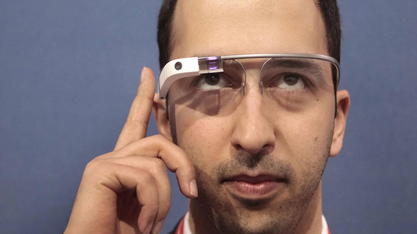 Gläserne Bürger hinter Google Glass?