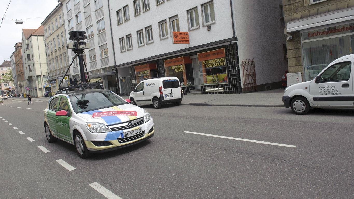 Was war das eigentliche Ziel von Operation Street View?