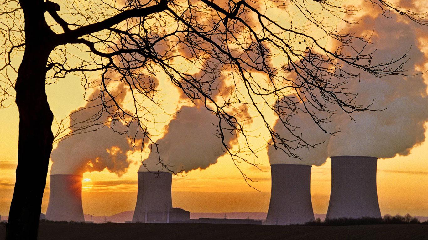 Und die Atomkraftwerke?