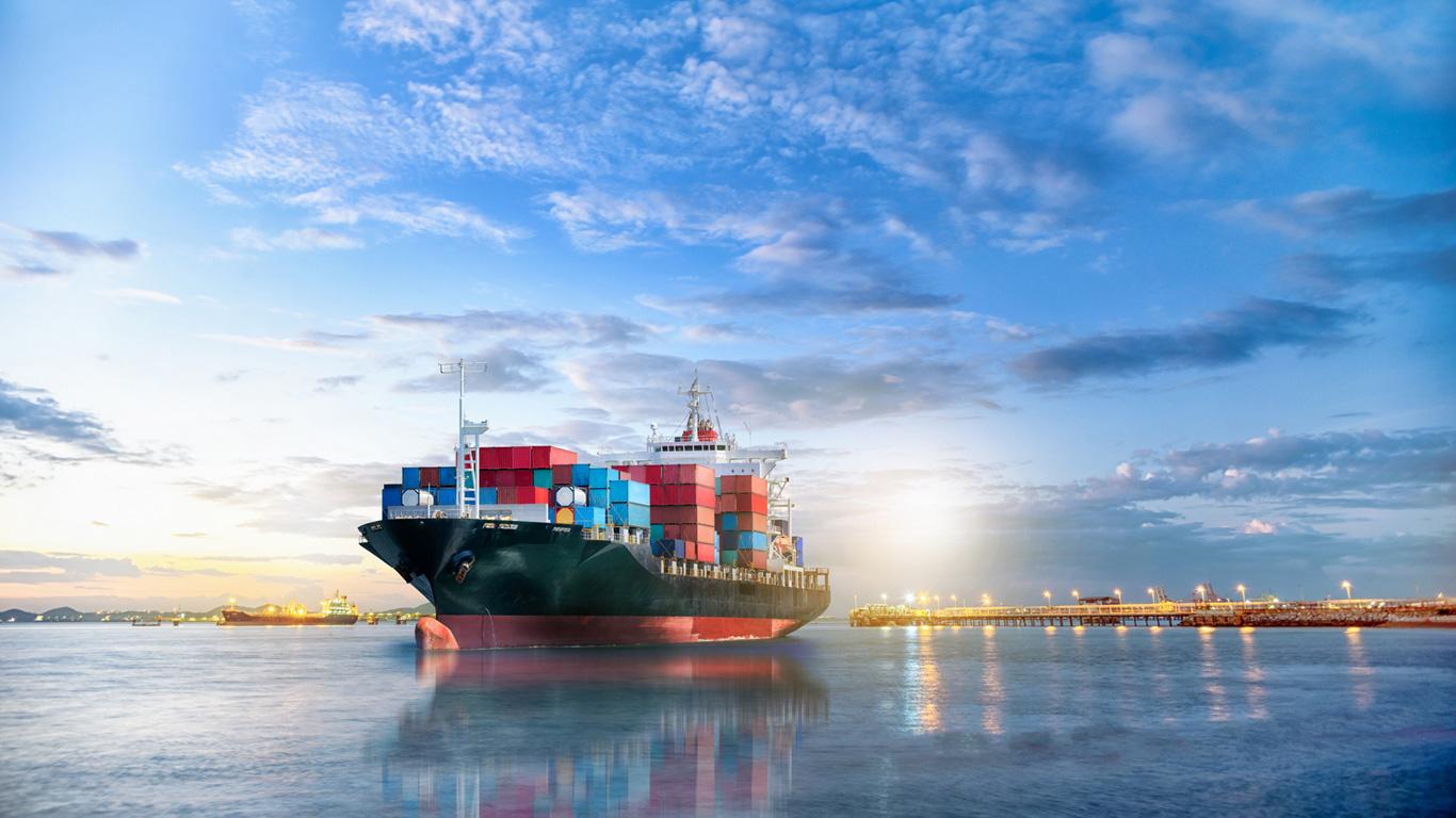 Spannende Fakten über Containerschiffe erfahren Sie in unserer Galerie.