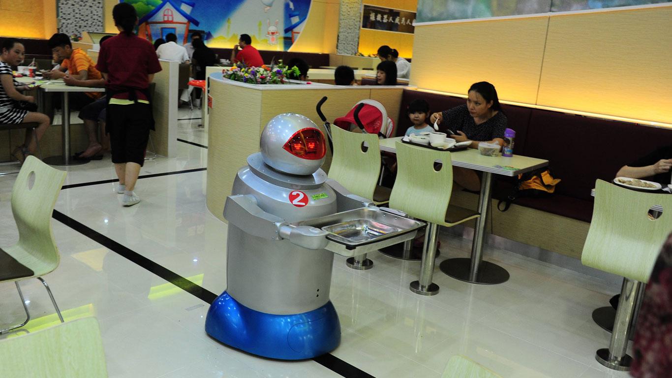 Mein Freund, der Roboter?