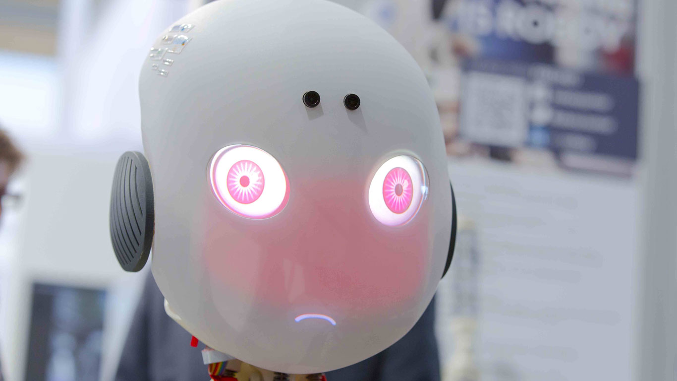 Können Roboter Menschen pflegen?