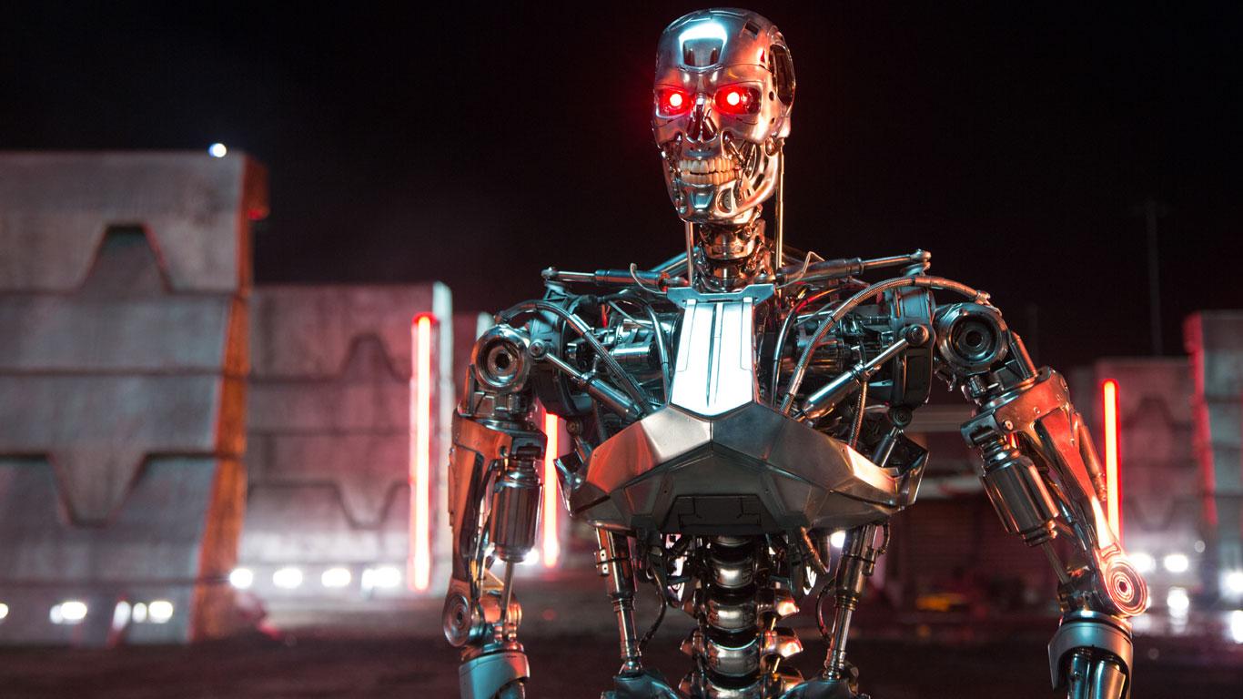 Hat der Krieg der Maschinen bereits begonnen?