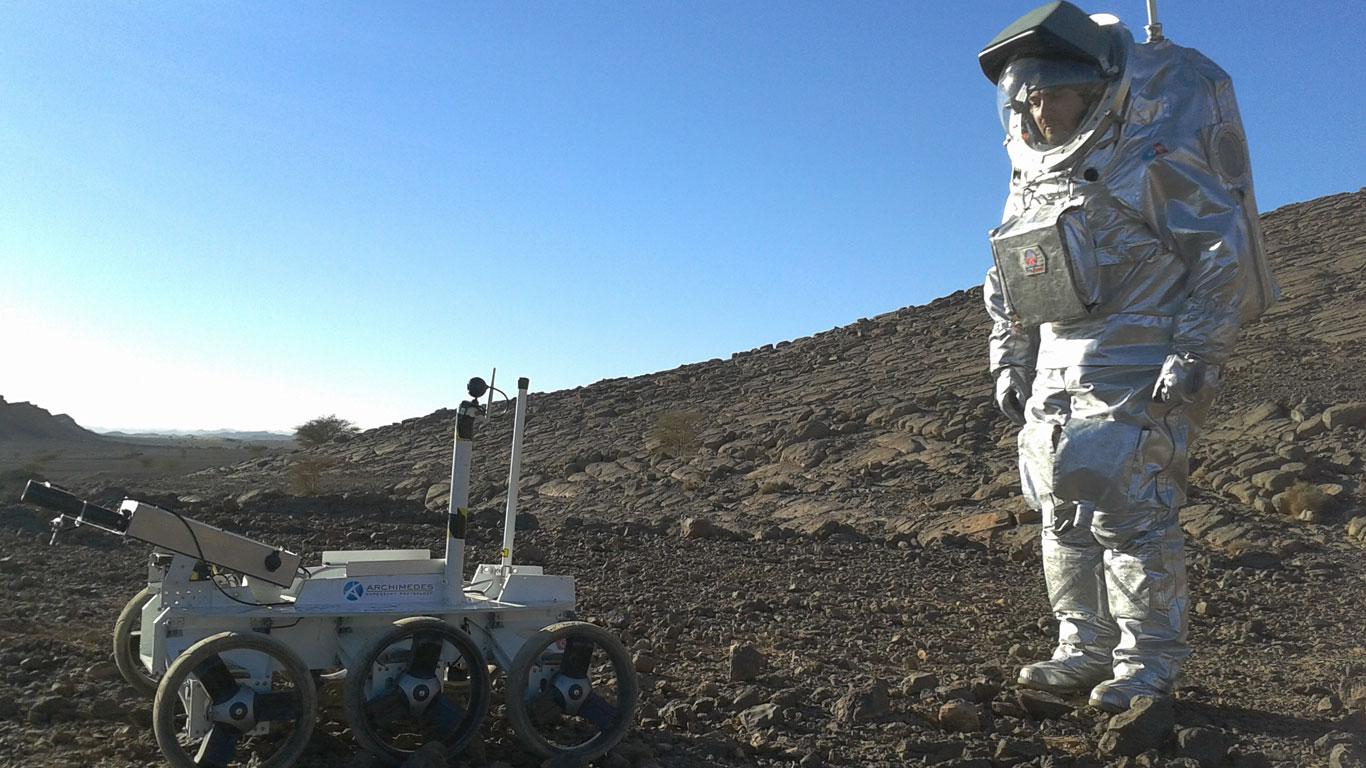 Der Mars ist nur ein Zwischenstopp
