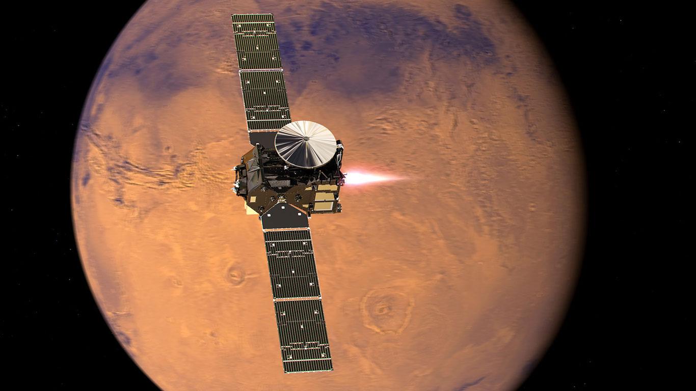 Ein neues Zeitalter der Mars-Forschung